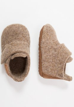 Bisgaard - BABY HOME SHOE - Chaussons - camel