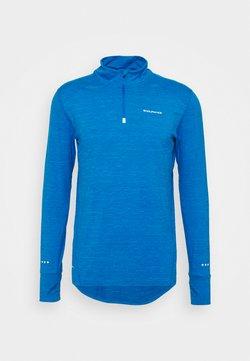 Endurance - ABBAS MIDLAYER - Camiseta de deporte - directoire blue