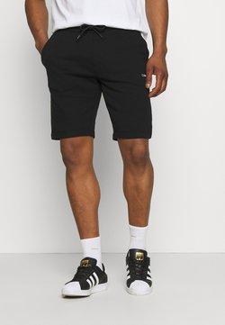 Calvin Klein - SMALL LOGO - Shorts - black