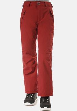Light Boardcorp - Skibroek - red
