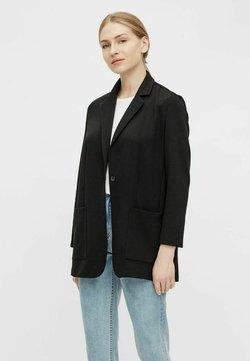Object - KLASSISCH - Krótki płaszcz - black