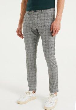 WE Fashion - Stoffhose - grey