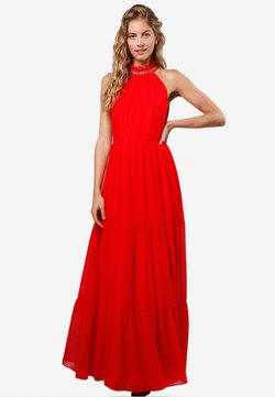 Young Couture by Barbara Schwarzer - LANG - Maxi-jurk - red