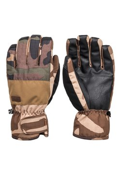 Billabong - Fingerhandschuh - woodland camo