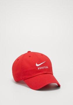 Nike Performance - KROATIEN - Cap - university red