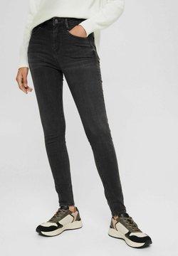 edc by Esprit - Jeans Slim Fit - black dark washed