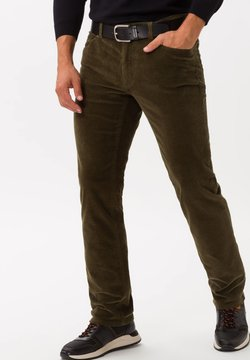 BRAX - STYLE COOPER FANCY - Broek - hunter