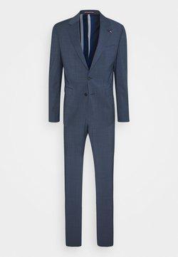 Tommy Hilfiger Tailored - FLEX LAPEL SLIM FIT SUIT - Kostuum - blue
