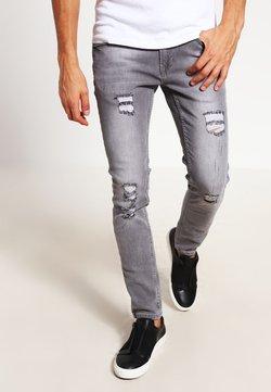 Redefined Rebel - STOCKHOLM - Jeans Skinny Fit - light grey