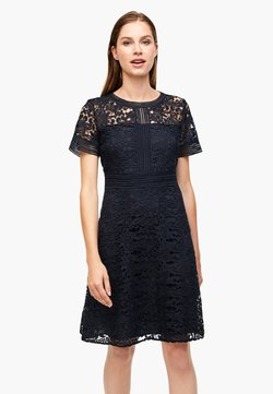 s.Oliver BLACK LABEL - Cocktailkleid/festliches Kleid - navy