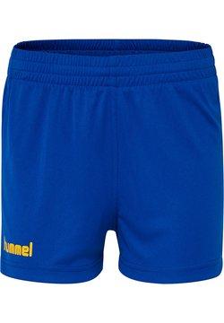 Hummel - CORE  - Korte broeken - true blue/sports yellow