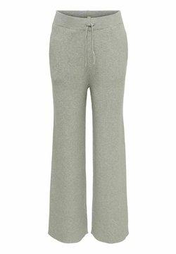 Kids ONLY - Spodnie treningowe - light grey melange