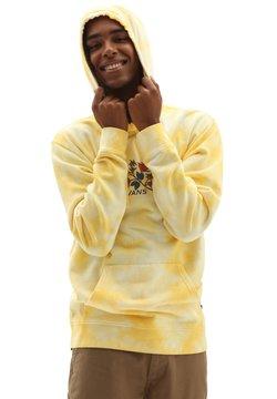 Vans - MN TIE DYE PO - Huppari - mellow yellow/tie dye