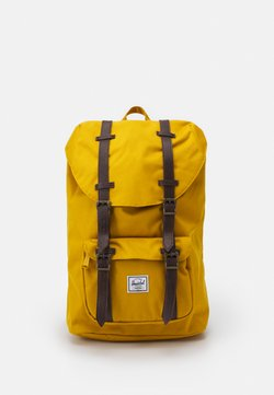 Herschel - LITTLE AMERICA MID VOLUME UNISEX - Tagesrucksack - arrowwood/chicory coffee