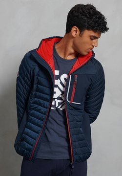 Superdry - Winterjacke - deep navy