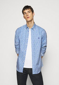 Polo Ralph Lauren - LONG SLEEVE - Shirt - blue/white/light blue