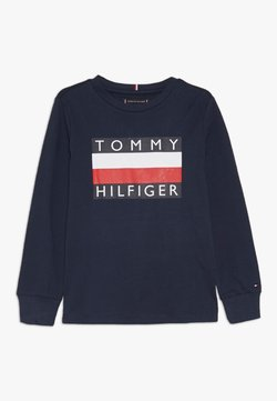 Tommy Hilfiger - ESSENTIAL TEE - Long sleeved top - blue