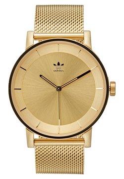 adidas Originals - DISTRICT M1 - Montre - all gold-coloured