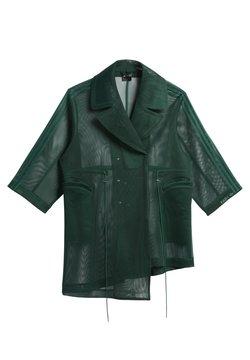 adidas Originals - Ivy Park Mesh Jacket - Korte jassen - darkgreen