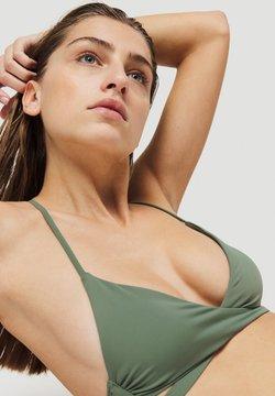 O'Neill - BAAY MIX - Bikinitop - green