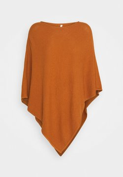 Esprit - PONCH - Cape - rust brown