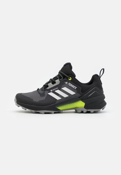 adidas Performance - TERREX SWIFT R3 GTX - Hikingschuh - core black/grey one/solar yellow