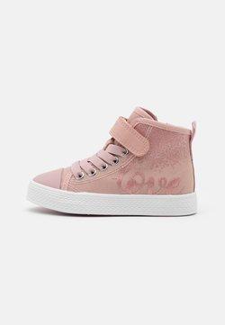 Geox - CIAK GIRL - Sneaker high - rose