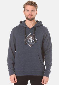 Light Boardcorp - REGULAR FIT - Hoodie - blue