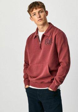 Pepe Jeans - JAEL - Sweatshirt - johannisbeere