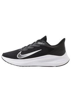 Nike Performance - ZOOM WINFLO  - Zapatillas de running neutras - black/white/anthracite