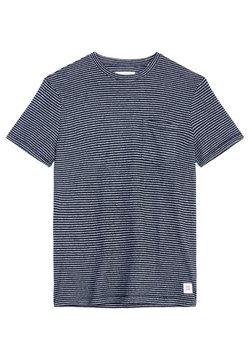 Marc O'Polo DENIM - T-Shirt print - multi/scandinavian blue