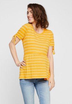 MAMALICIOUS - T-shirt con stampa - banana