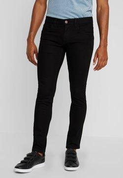 INDICODE JEANS - PITTSBURG - Slim fit jeans - ultra black