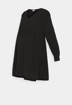 Pieces Maternity - PCMDORTHY DRESS - Vestido informal - black