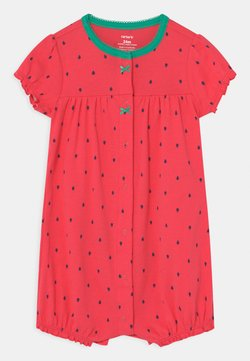 Carter's - SUR STRAWBERRY - Overall / Jumpsuit - red