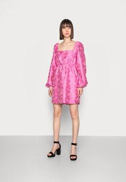 Samsøe Samsøe - SASHA DRESS - Cocktailkjoler / festkjoler - bubble gum pink