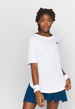Nike Performance - TEE COURT - T-Shirt basic - white
