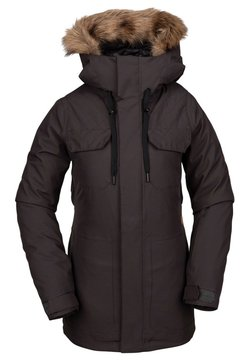 Volcom - SHADOW INS JACKET - Snowboardjas - black