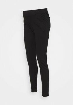 MAMALICIOUS - MLAVILDA PANTS - Leggings - black