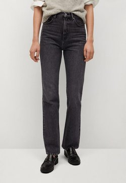 Mango - VINTAGE - Jeans a zampa - gris