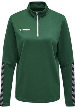 Hummel - HMLAUTHENTIC  - Sweater - evergreen