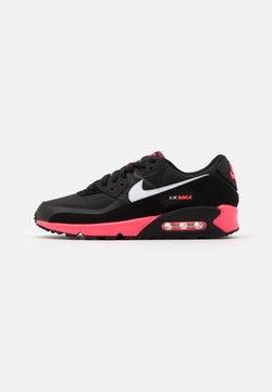 Nike Sportswear - AIR MAX 90 - Baskets basses - black/white/racer pink