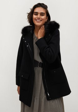 Violeta by Mango - SALLY - Winter coat - schwarz