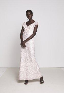 Lauren Ralph Lauren - EAST LONG GOWN - Occasion wear - belle rose