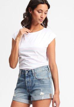 Forvert - DAMPIT - T-Shirt print - white