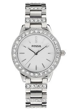 Fossil - JESSE - Uhr - silver-coloured