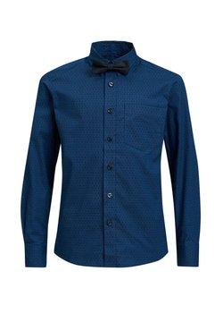 WE Fashion - MET DESSIN - Hemd - dark blue