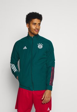 adidas Performance - FCB PRE  - Club wear - green/red