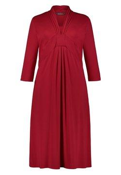 Ulla Popken - Jerseykleid - apple red