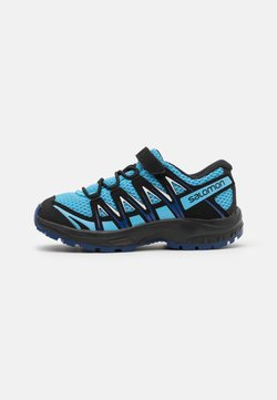 Salomon - XA PRO 3D UNISEX - Hikingschuh - ethereal blue/surf web/white